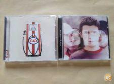 2 CD da banda *GIG: gig e Fuel* Novos