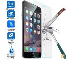 5 Películas de Vidro Temperado para iPhone 6,7 e 8 PLUS