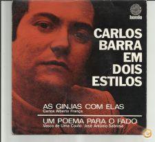 CARLOS BARRA EM DOIS ESTILOS
