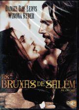 Filme em DVD: AS BRUXAS DE SALÉM - NOVO! SELADO! ORIGINAL!