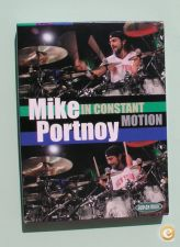 3 DVD - MIKE PORTNOY_IN CONSTANT MOTION.
