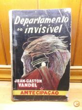 Departamento do Invisivel - Jean-Gaston Vandel