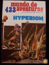 BD - MUNDO DE AVENTURAS Nº 433 - HYPERION