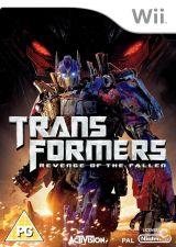 Transformers Revenge of the Fallen - NOVO Nintendo Wii