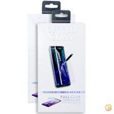 2x Película Vidro Temp. Samsung Note 10 UV Preto *Em 24h!
