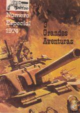 Colecção Mistério - Número Especial 1974 - 3 Grandes Aventur