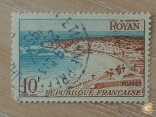 FRANÇA - SCOTT 721