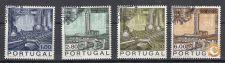 1970 - Refinaria do Porto - Usados - AF 1066-1069