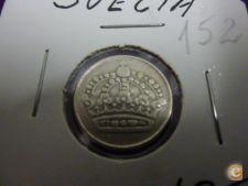 B 704 SUECIA 25 ORE 1953 PRATA