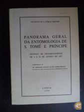 Panorama Geral de Entomologia de S.Tomé e Príncipe (1970)