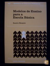 Modelos de Ensino para a Escola Básica - Ramiro Marques