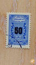 TURQUIA - SCOTT O82