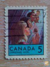 CANADA - SCOTT 502   NATAL