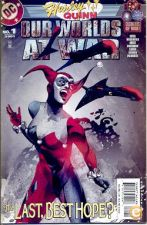 harley quinn our worlds at war 1