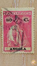 ANGOLA - AFINSA 216