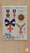 ANGOLA - AFINSA 527