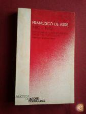 ADELINO PEREIRA-FRANCISCO DE ASSIS (1182-1982)-INCM-1982