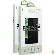 2x Película Vidro Temp. iPhone 11 Anti-Spy Preto *Em 24h!
