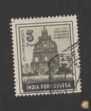 FILA-1951 INDIA AF-418 PADRE JOSÉ VAZ USADO (O)