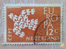 HOLANDA - SCOTT 387 - EUROPA
