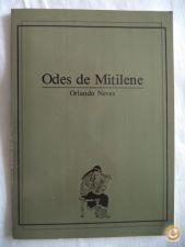 Odes de Mitilene (1ªed.1989) - Orlando Neves