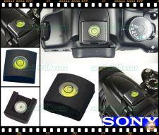 Proteção sapata do Flash bolha de nivel para Sony