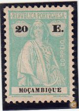 SELO DE MOÇAMBIQUE - AFINSA Nº 259