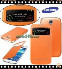 Capa flip case S-VIEW Galaxy S4 SIV mini GT-i9190 GT-i9195