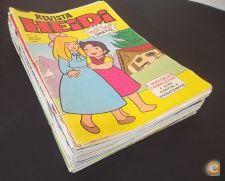 Lote de revistas - HEIDI