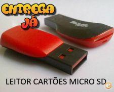 JA-55 informática - LEITOR DE CARTÕES MICRO SD ENT. JÁ