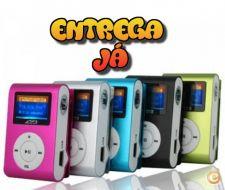 JA-80 MP3 LCD SEM MEMÓRIA CARREGADOR E SEM CABO