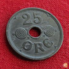 Dinamarca 25 ore 1942 KM# 823.2a   *V1