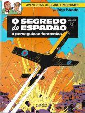 BLAKE E MORTIMER – O segredo do espadão (volume 1)