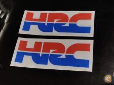 Autocolante Honda HRC