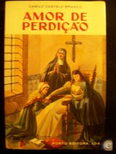 CAMILO CASTELO BRANCO - AMOR DE PERDIÇÃO