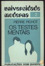 OS TESTES MENTAIS Pierre Pichot