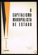 O CAPITALISMO MONOPOLISTA DE ESTADO
