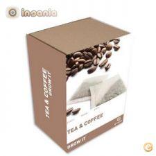 Grow It: Chá e Café