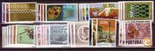 1971 - Ano Completo  - Novos (**)  - AF 1091- 1125
