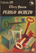 Perigo Oculto - Ellery Queen - Xis #44 (1955)
