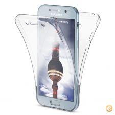 Capa 360 Gel Dupla Frente e Verso - Samsung Galaxy A3 2017 -