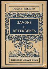 SABÃO e Detergentes SAVONS et Détergents 1954