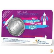 HOLANDA COMEMORATIVA 5€ 2013 TRATADO