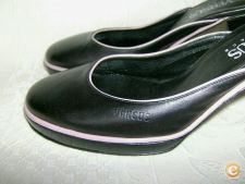VERSUS Versace Chinelos em pele  Vintage  tam. 35