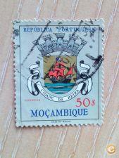 MOCAMBIQUE - AFINSA 444