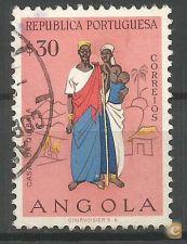 ANGOLA Scott # 399 Usado / 10E8