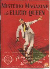 Mistério Magazine de ELLERY QUEEN: Nº 68 / 1955