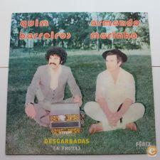 Disco de Vinil - Quim Barreiros e Armando Marinho