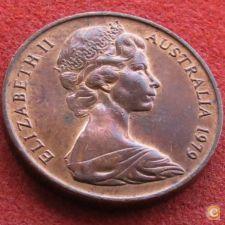 Austrália 2 cents 1979 KM# 63