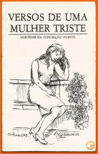 Versos de uma Mulher Triste - Hortense da Conceição Vicente